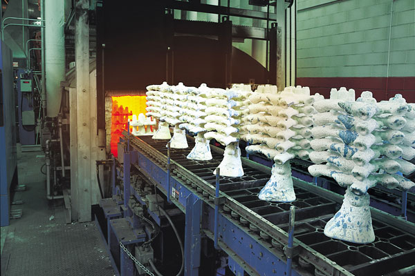 Cold Wax Investment Castings